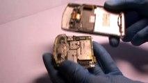 Motorola V3  Disassembly Energizerx2