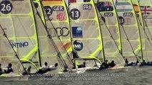 ISAF Sailing World Cup Hyeres 2015 - SWC Hyeres - Meet Martine Grael & Kahena Kunze