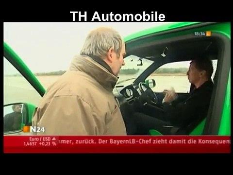 Teil 1 TH Automobile TH2RS, VW T5 mit 800PS und Walter Röhrl für N24 Tempo