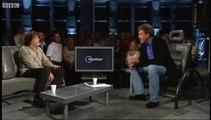 Alan Davies Interview and lap - Top Gear - BBC