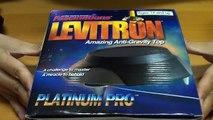 Levitation with the Levitron