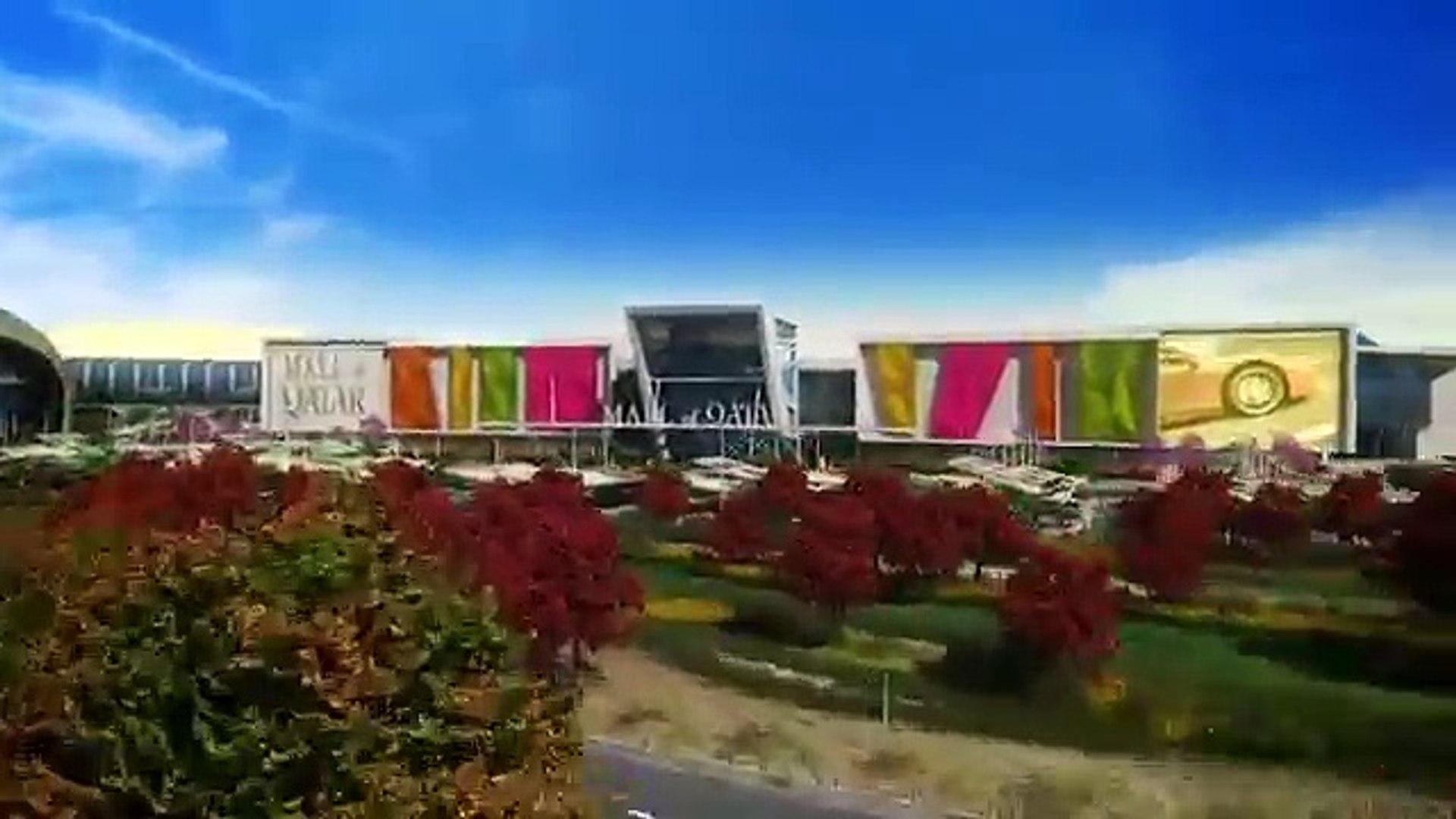 Mall of Qatar - Mega Mall - Qatar