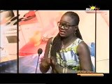 Cheikh Tidiane Gomis de walf tv clash Aziz Ndiaye