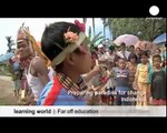 euronews learning world - Education in far away places