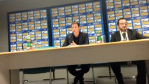 25-4-2015 - Inter-Roma 2-1, Garcia in conferenza stampa