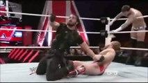 Seth Rollins (Tyler Black) Dean Ambrose (Jon Moxley), Roman Reigns vs CM Punk, Daniel Bryan