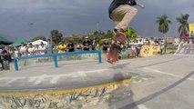 SKATE TRICK MG - 6ª Etapa do Circuito Mineiro Street Skate 2014 - Juiz de Fora - MG [Iniciante]