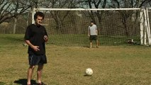 Soccer - Penalty Kicks : Deflections in a Penalty Kick