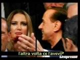 intercettazione audio fra Berlusconi e Patrizia D'Addario