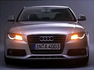 Audi A4- Exclusif Audi GmbH France