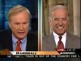 Chris Matthews Calls Rudy Giuliani a Liar with Joe Biden