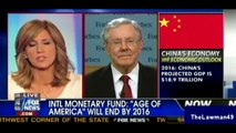 """IMF: """"Age of America"""" Will End 2016: Steve Forbes on China"""