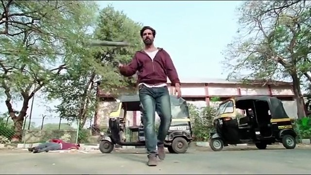 Gabbar Is Back - Official  New Bollywood Movie Trailer HD