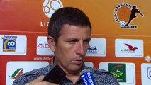 Stade Lavallois 0-2 Gazélec Ajaccio : les réactions de T. Laurey & D. Zanko !