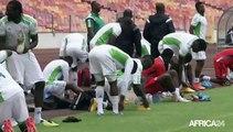 Nigéria, Stephen Keshi de nouveau manager des Super Eagles