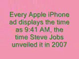 surprising facts about Apple - alltime 10s