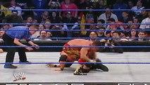 Brock Lesnar Vs Eddie Guerrero - No Way Out 2004 Highlights
