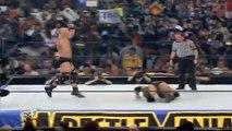 Stone Cold Steve Austin Vs The Rock - Wrestlemania 17 Highlights