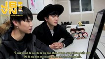 [VIETSUB] GOT7 -Dream Knight- Impressions Comment 1st Event Drawing - JB & Youngjae {JBS2VN}