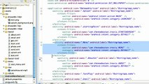 53. Android Application Development Tutorial - 53 - Text Activity with Theme