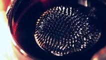 Ferrofluid in Slow Motion  - Sixty Symbols