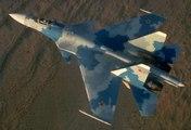 Su-35 & Su-37 Extreme Maneuverability Show - Шоу истребителей Су-35 и Су-37