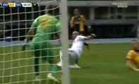 1-1 Moras own goal Hellas Verona v. Sassuolo