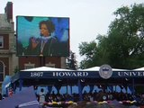 Dr. Oprah Winfrey at Howard University Graduation (2007) pt. 2