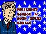 President Bush Seeks: Grover Cleveland & George H. W. Bush