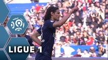 But Edinson CAVANI (73ème pen) / Paris Saint-Germain - LOSC Lille (6-1) - (PSG - LOSC) / 2014-15