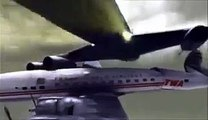 Mid Air Plane Crash New York City United Airlines vs Trans World Airlines Mid Air Collision