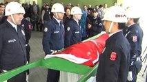 Mersin - Kalp Krizi Geçirip Kaza Yapan Komiser Öldü, Motosikleti Çalındı