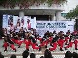 PolyU Mass Dance 2008 (First Station: CityU)