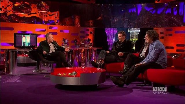 LIAM NEESON & PATRICK STEWART: Real-Life Beavis & Butthead?! (The Graham Norton Show)