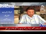 Pervez Musharraf -@- Mein Imran Imran Khan Jaisi Insult Kabhi Bardasht Na karon- Pervez Musharraf