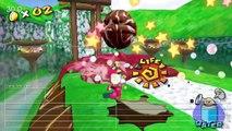 Super Mario Sunshine: GameCube Frame-Rate Test
