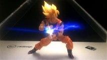 Dragon Ball Z - ドラゴンボールZ Super Saiyan Goku Kamehameha Hologram