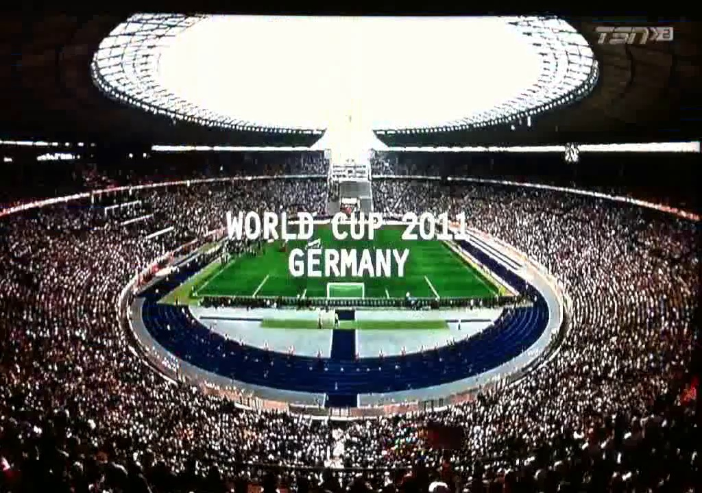 Women's World Cup – 2015