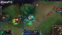 andS D실버 쓰레쉬 하이라이트&매드무비highlight쓰레쉬 ThreshLeague Of Legends LOL silver Ranked Summoner's Rift