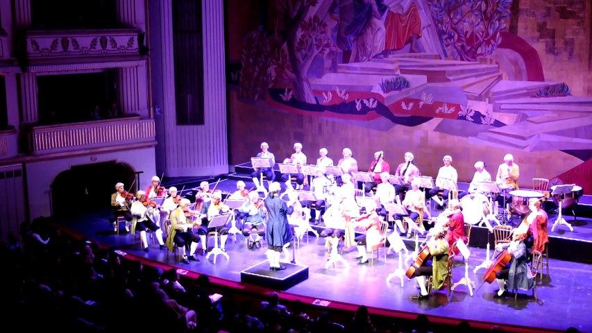 Concert à Vienne