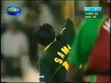 Mohammad Sami Hat Trick VS West Indies