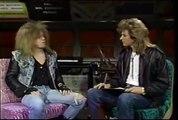 "Lizzy Borden 1988 Headbangers Ball interview, plus ""Born to Be Wild"""