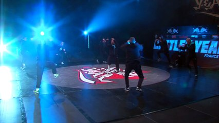 Melting Force / Hip-Hop - My City Dance Tour