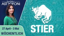Monatliches Horoskop zum Sternzeichen Stier (27 April-3 Mai 2015)