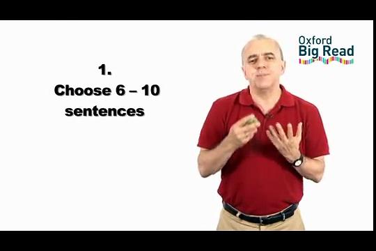 Oxford Big Read Activity – Word games