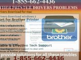 #1 855 662 4436 Brother printer tech support number-Printer driver issues-Printer troubleshooting