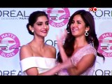 Sonam Kapoor defends Katrina Kaif on being asked about marriage - Bollywood News