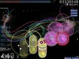 Most Insane OSU! Beatmap EVER!!! - The Quick Brown Fox [Cookiezi Plays] [HD]