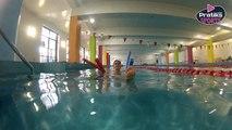 Aquagym : Comment faire des abdominaux dans l'eau