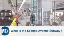 What is the Second Avenue Subway?
